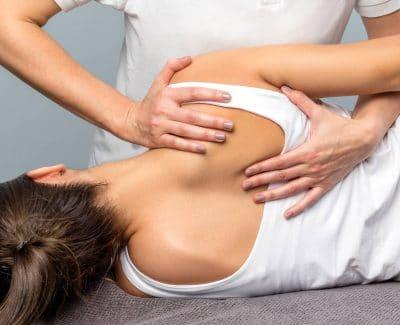 manipulatie mobilisatie massage